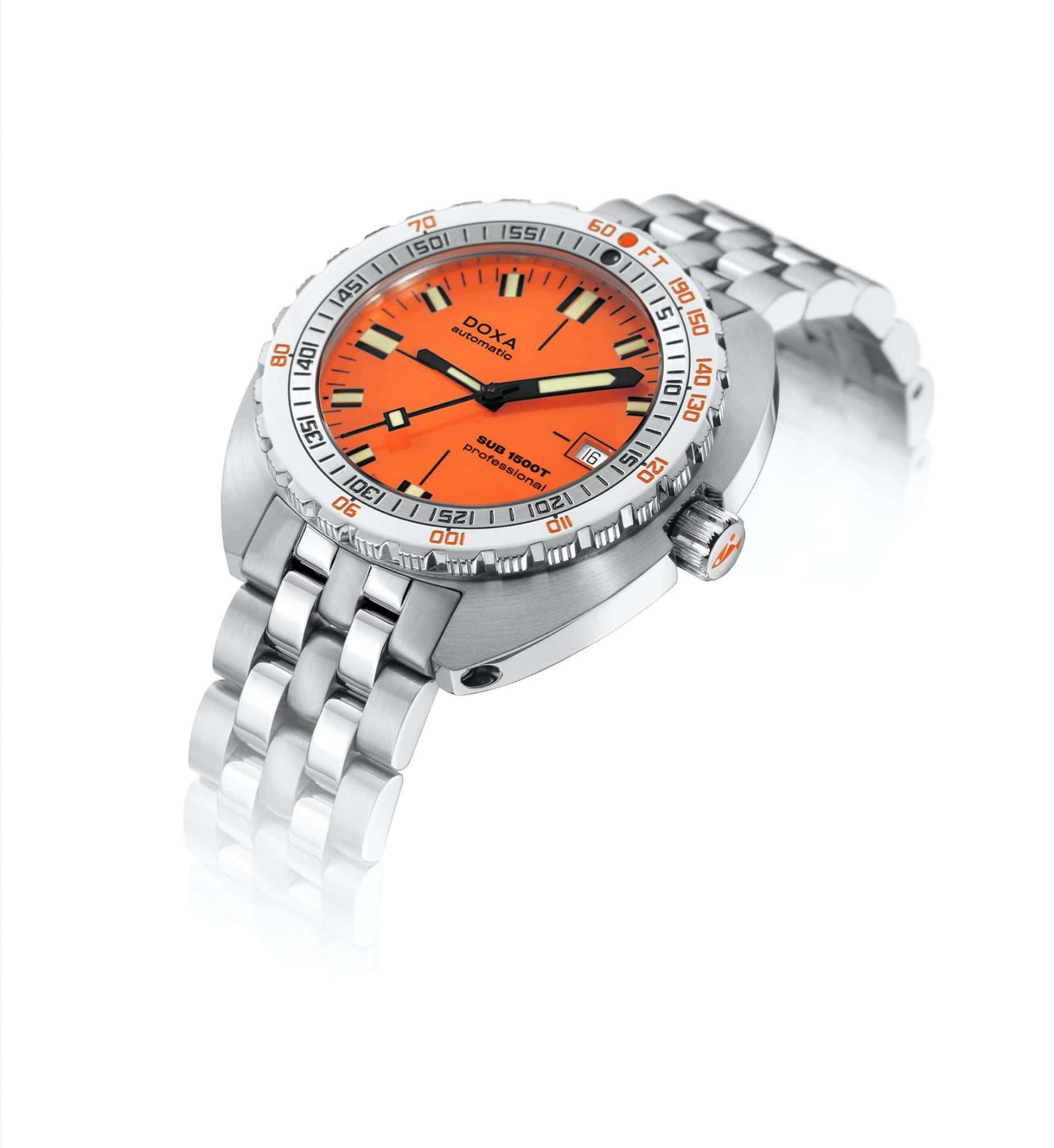 DOXA SUB 1500T – Swiss Time
