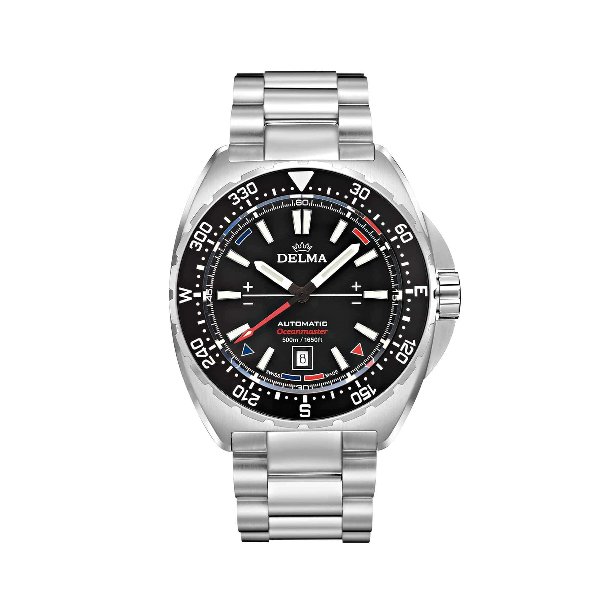 Delma Oceanmaster Automatic Stainless Steel 41701.670.6.038 – Swiss Time